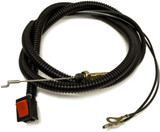 ECHO Genuine OEM Replacement Control Cable # V043000251