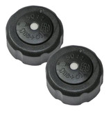 Ryobi Homelite Trimmer (4 Pack) OEM Replacement Fuel Cap # 308680001-4PK