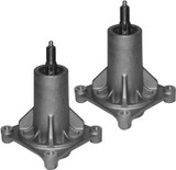 Oregon 82-026 Spindle Assembly (2 Pack) for Sears Husqvarna AYP Mowers