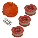 Black and Decker Genuine OEM Replacement Spool Assembly Combo # COMBO00047