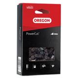 "Oregon 22LGX067G PowerCut .325"", .063"" Gauge Chainsaw Chain, 16"""