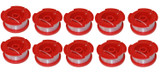 """Craftsman 10 Pack of Genuine OEM Replacement 0.065"""" Spools # COMBO00258"""