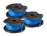 Ryobi P2000 & P2002 18V String Trimmer (3 Pack) Spool w/Line # 3110382AG-3PK