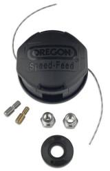 "Oregon 55-265 Speed Feed 2 Line Trimmer Head 4 1/2"" Straight Shaft"