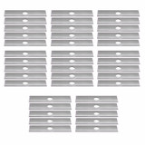 Rotary 50 Pack of Genuine OEM Replacement Edger Blades # 6477-50PK