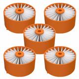 Black and Decker 5 Pack of Genuine OEM Replacement Vac Filters # N665227-5PK