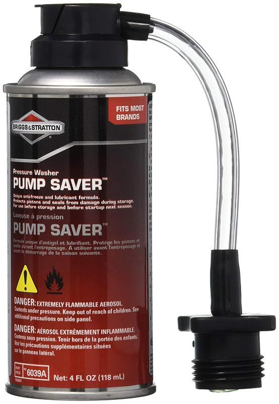 Briggs & Stratton 020206-2/020211-2/020212-1 Pressure Washer Pump Saver - 4 Oz. # 6039