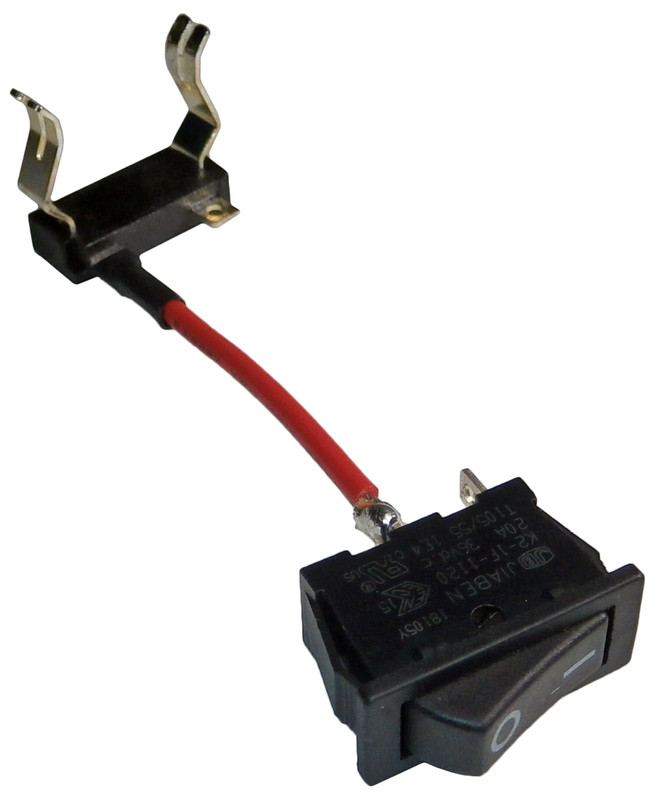 Ryobi P411 Genuine OEM Replacement On/Off Switch # 019657001105