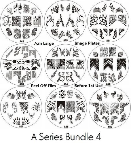 A Series Bundle 4