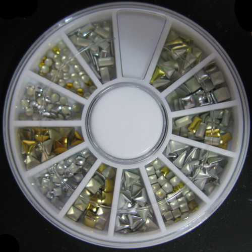 Studs Decal Wheel (new)