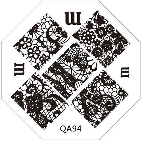 Lace 2 image plate QA94