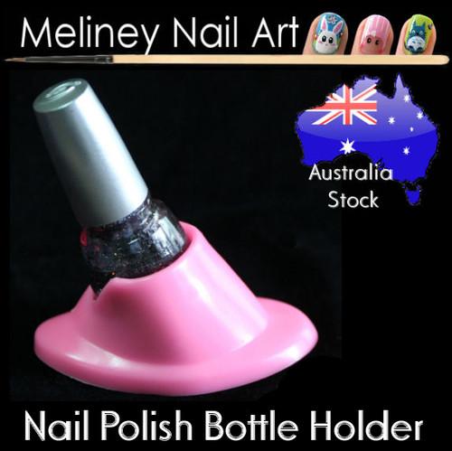 silicone nail polish bottle holder