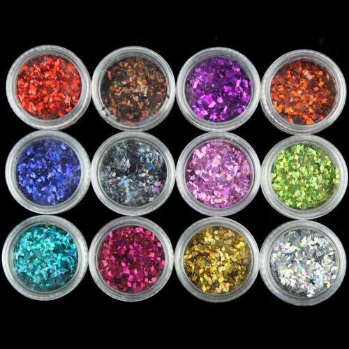4mm diamond glitter set