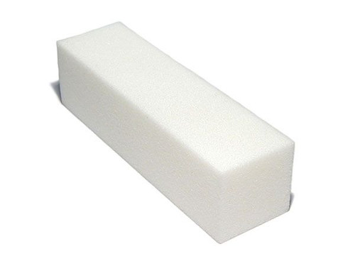 Nail Buffer Block (White)