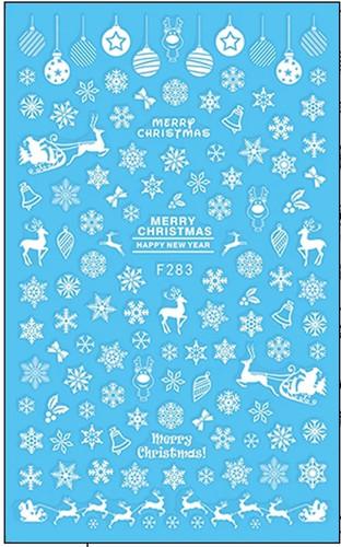 Snowflake Sticker (Large)