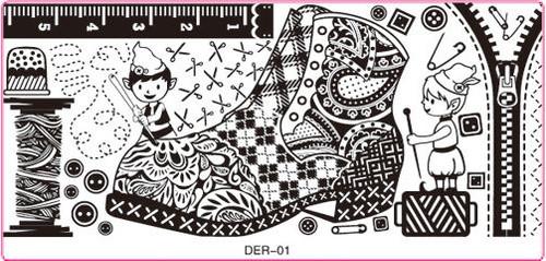 DER-01 Plate