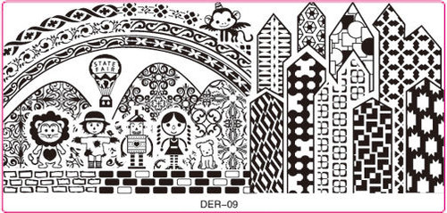 DER-09 Plate