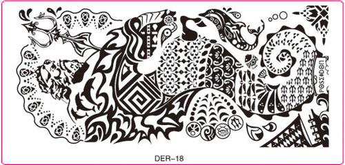 DER-18 Plate