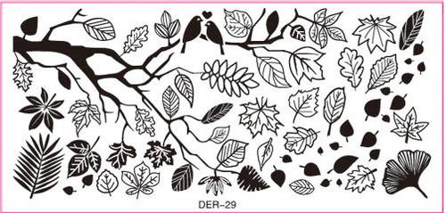 DER-29 Plate
