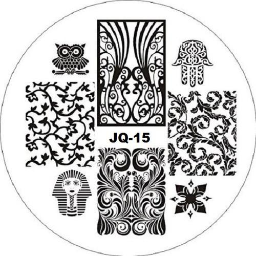 JQ-15 Image Plate