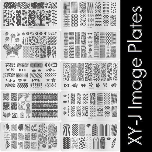 XY-J Image Plate (Full Set)