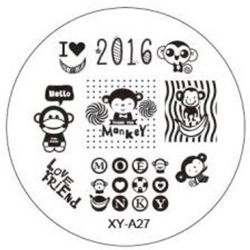 XY-A27 Image Plate