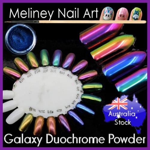 galaxy chrome mirror powder