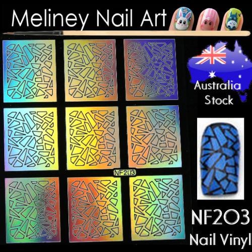 Nail Vinyl NF203