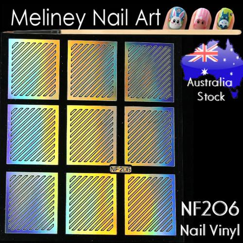 Nail Vinyl NF206