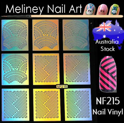 NF215 nail vinyl