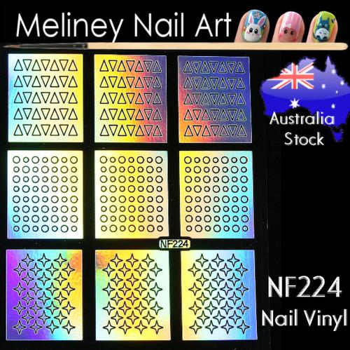 NF224 nail vinyl