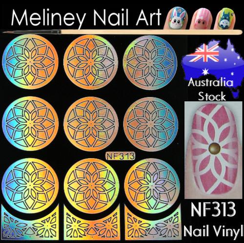 NF313 nail vinyl