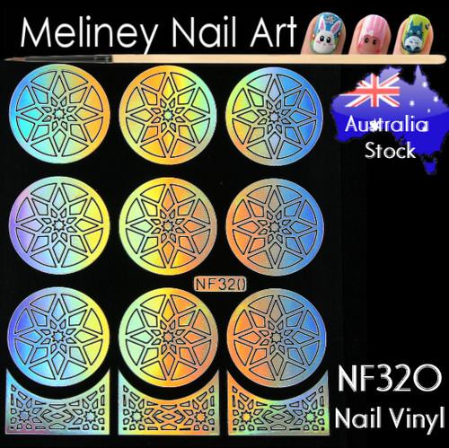 NF320 nail vinyl