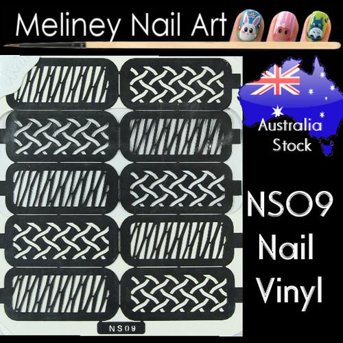 NS09 nail vinyl