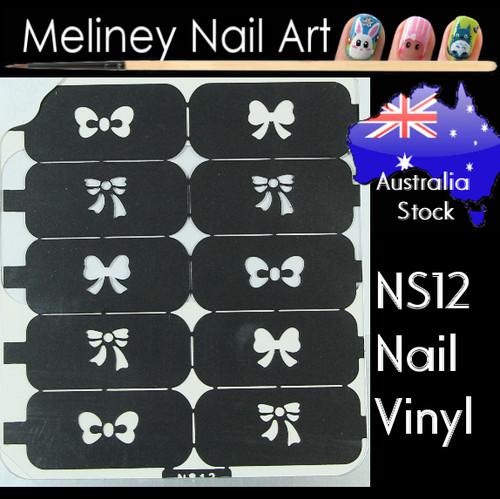 NS12 nail vinyl