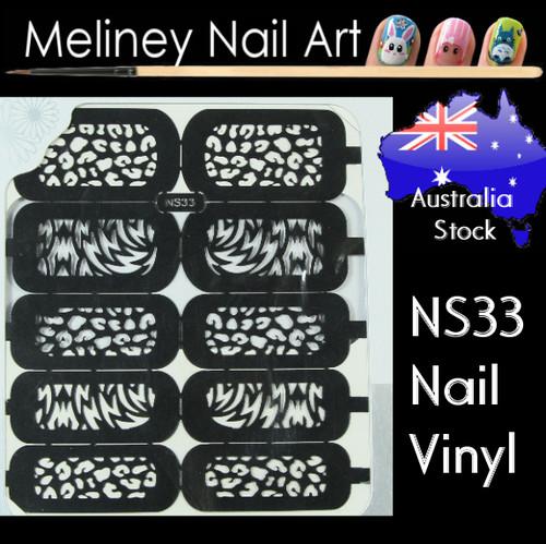 NS33 nail vinyl