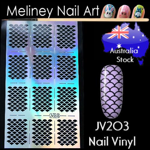 JV203 nail vinyl