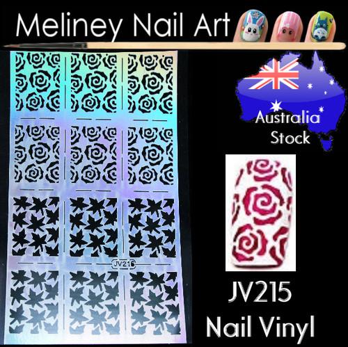 JV215 nail vinyl
