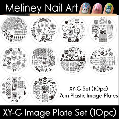 XY-G Image Plate Set
