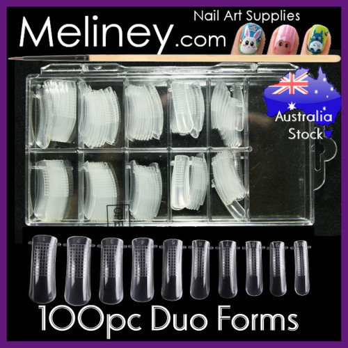 duo form nail mould
