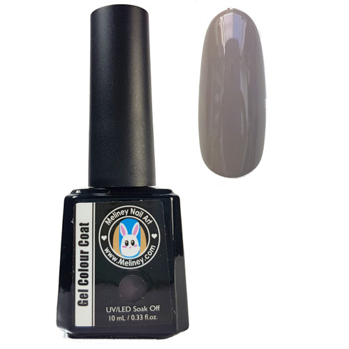 Meliney Gel Polish 07 - Ashen Grey
