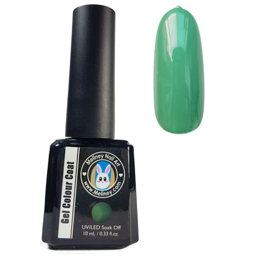 Meliney Gel Polish 13 - Cat Eye Green