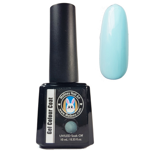 Meliney Gel Polish 21 - Nordic Blue