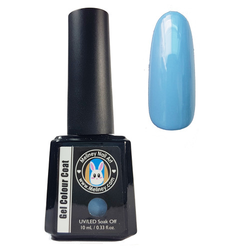 Meliney Gel Polish 23 - Seaside Blue
