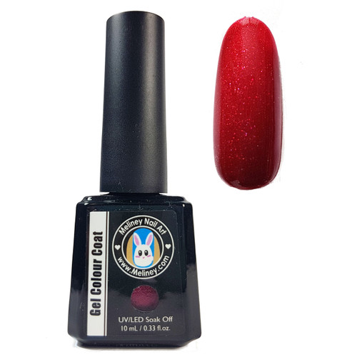 Meliney Gel Polish 37 - Imperial Red