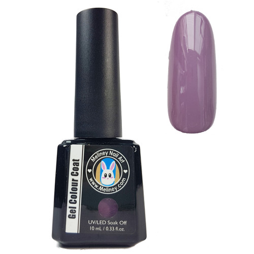 Meliney Gel Polish 44 - Aubergine