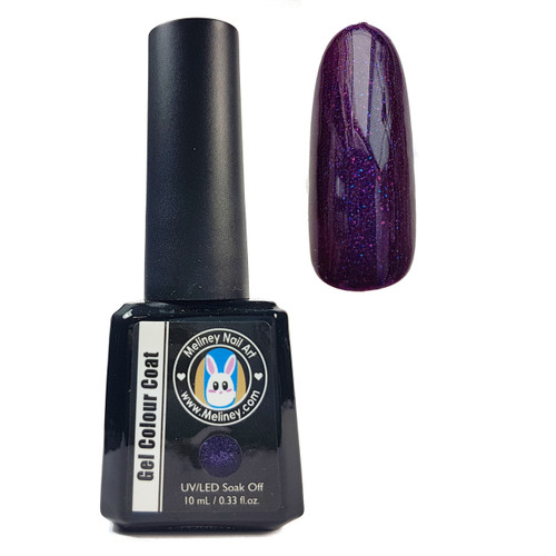 Meliney Gel Polish 46 - Galaxy
