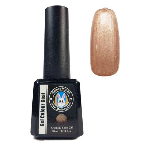 Meliney Gel Polish 55 - Hot Toffee