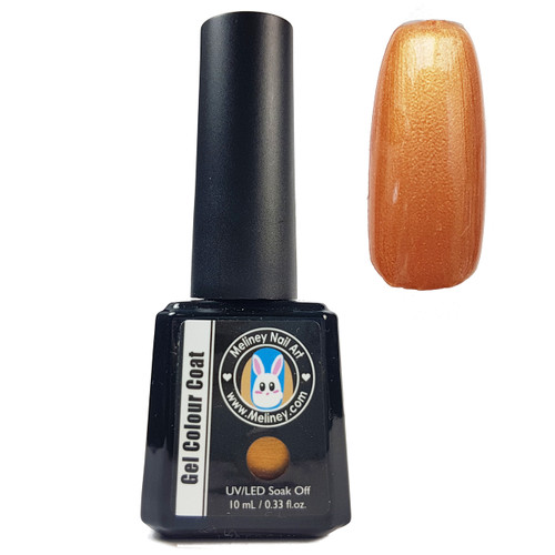 Meliney Gel Polish 56 - Butter Scotch