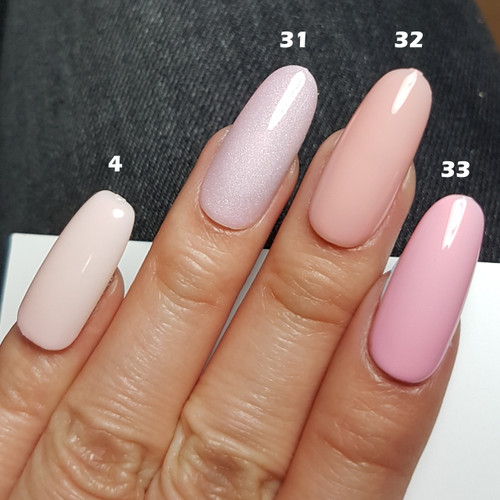 Meliney Gel Set - Pinks (6pc)